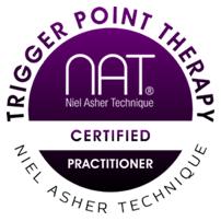 Niel Asher Technique Certified Practitioner logo