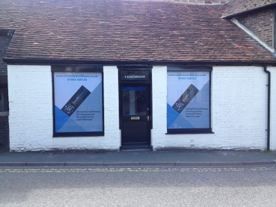 Picture of the Performance Centre shop front
